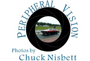 Peripheral Vision - Photos by Chuck Nisbett