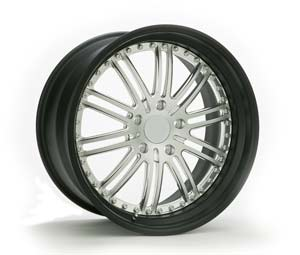 Silver Sponsorship package - Tire Rim